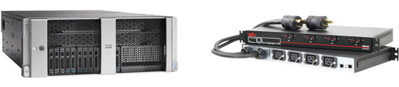 Managed Power for Cisco UCS
