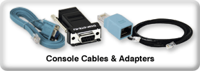 console cables and adapters
