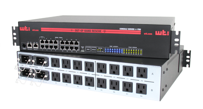 Remote Console Server + PDU + ATS in the Branch Office