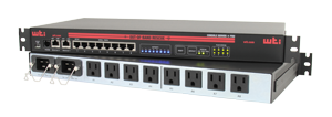 Console Server + Switched PDU Hybrids for GigE Networks