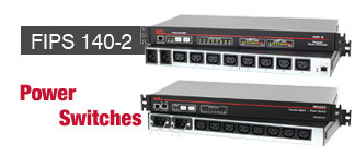 FIPS 140-2 Power Switches