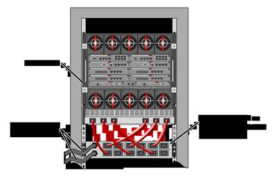 Visio Stencils Servers Visio Stencils hp Blade C7000